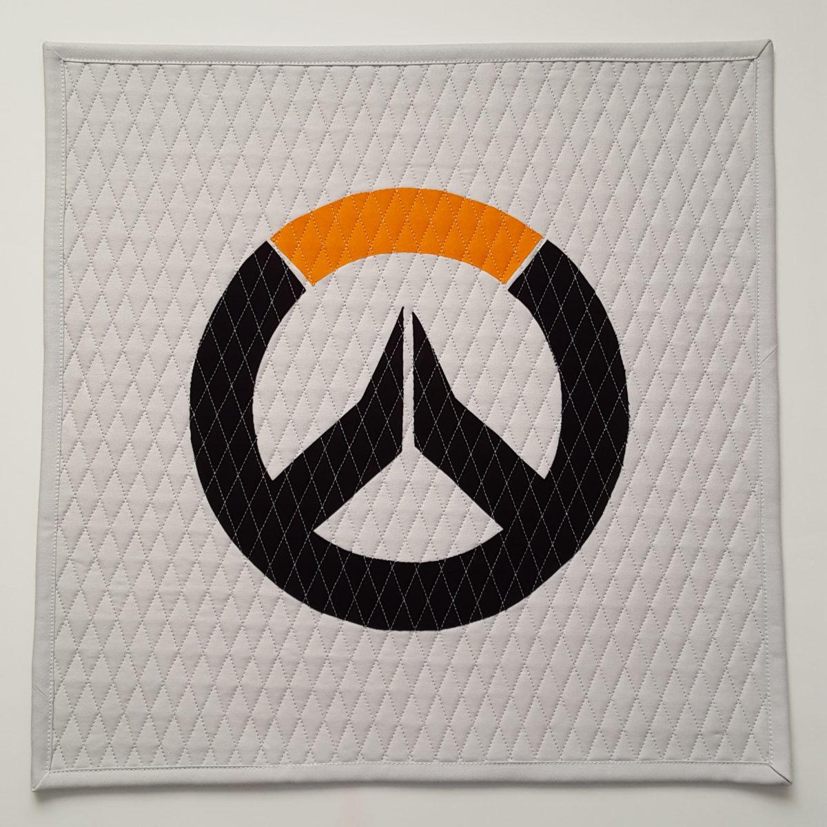 Overwatch Mini Quilt