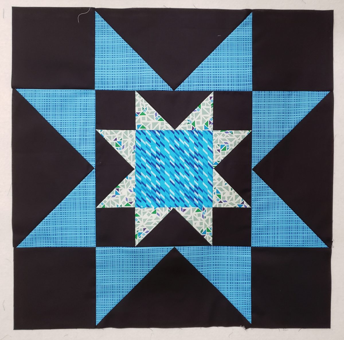 Seeing Stars Quilt Along- Double Star Blocks