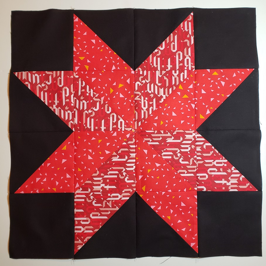 Seeing Stars Quilt Along- Pinwheel Star Blocks